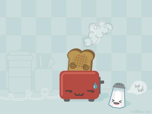 toast's death 2