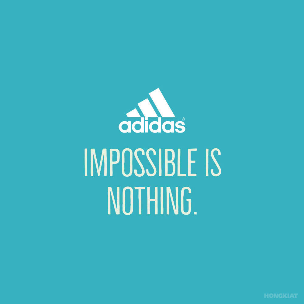 Adidas 77 Remarkable Slogans and Guidelines On How To Create Them