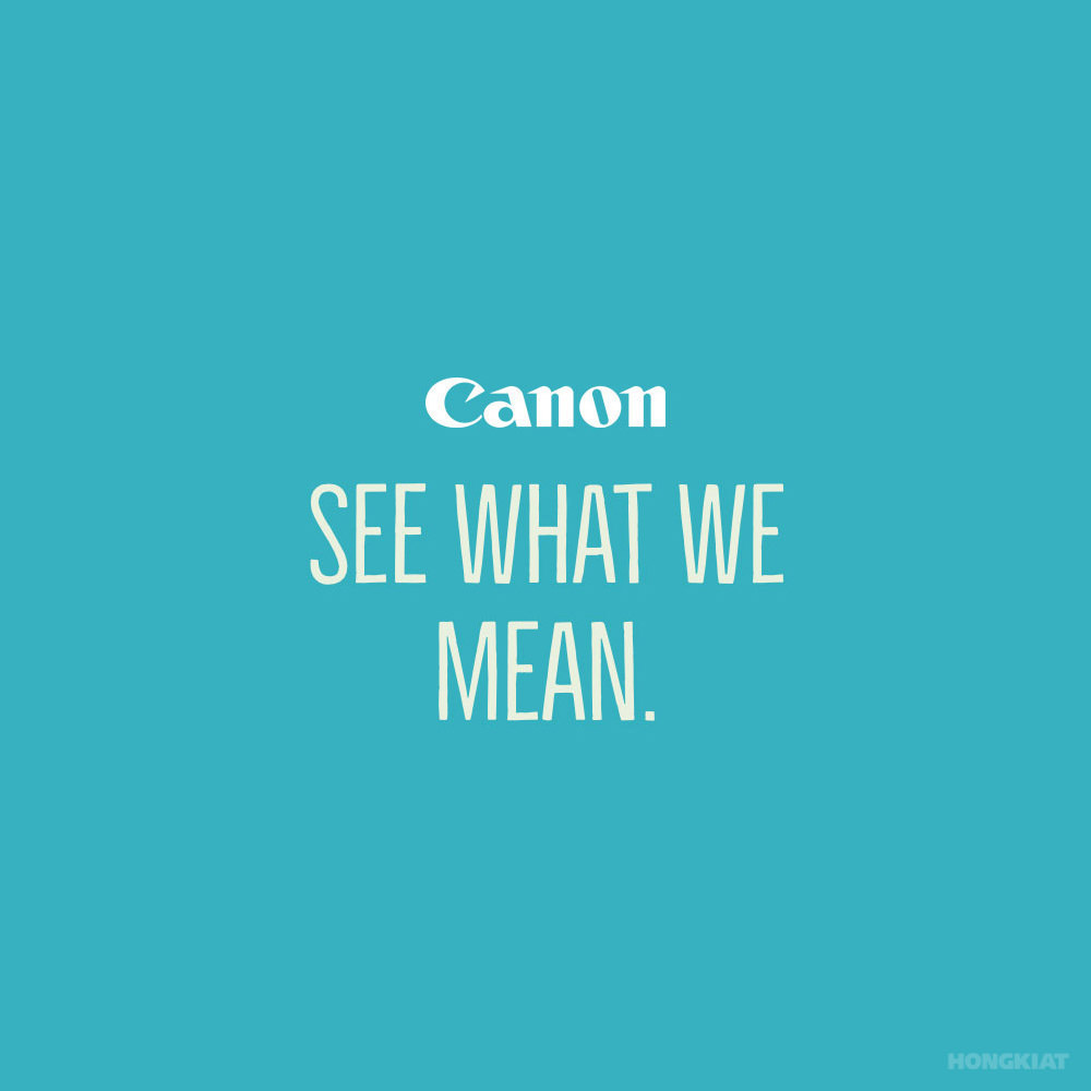 Canon 77 Remarkable Slogans and Guidelines On How To Create Them