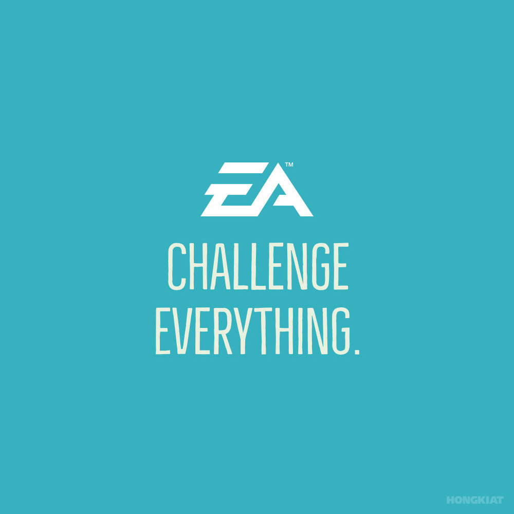 Electronic Arts 77 Remarkable Slogans and Guidelines On How To Create Them