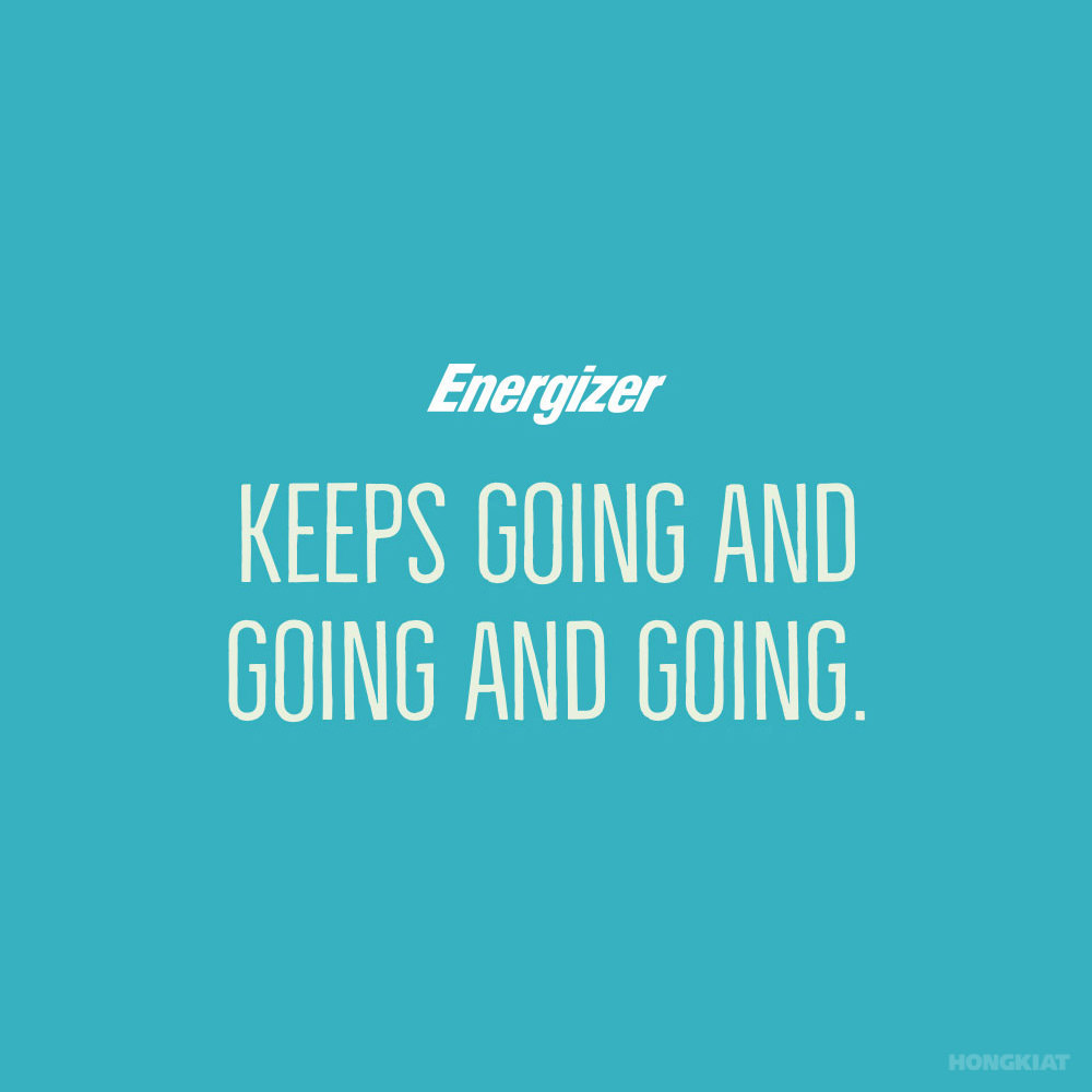 Energizer 77 Remarkable Slogans and Guidelines On How To Create Them