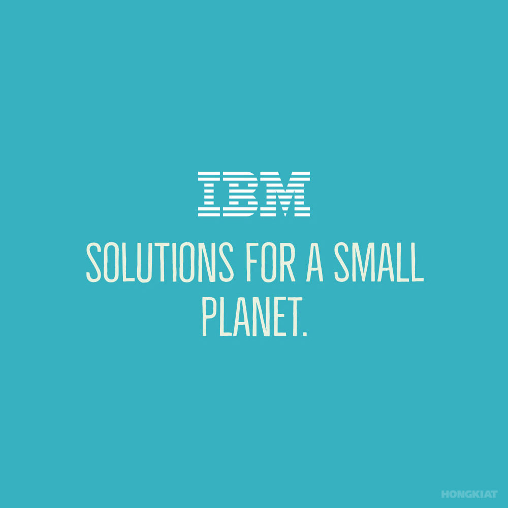 IBM 77 Remarkable Slogans and Guidelines On How To Create Them
