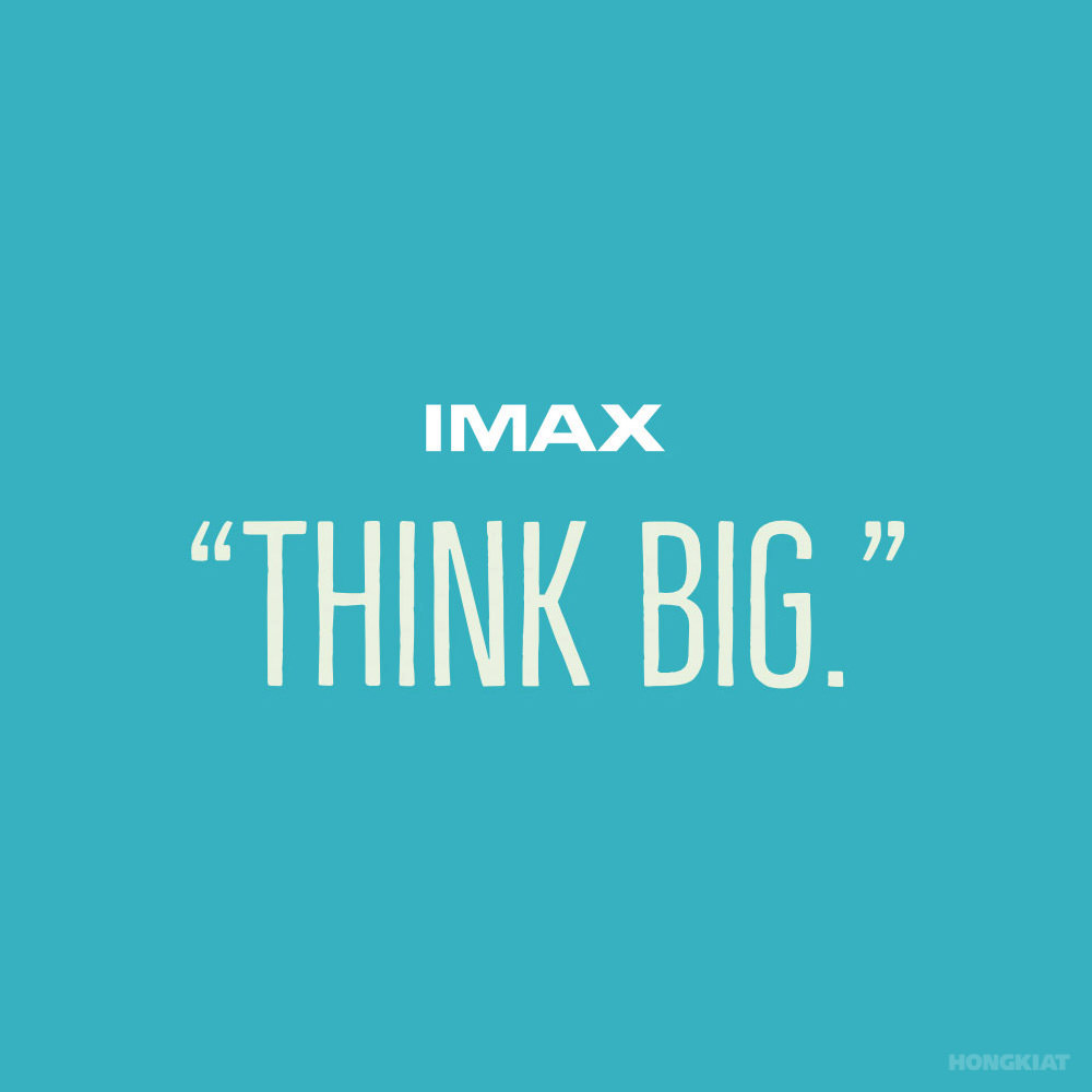 Imax 77 Remarkable Slogans and Guidelines On How To Create Them