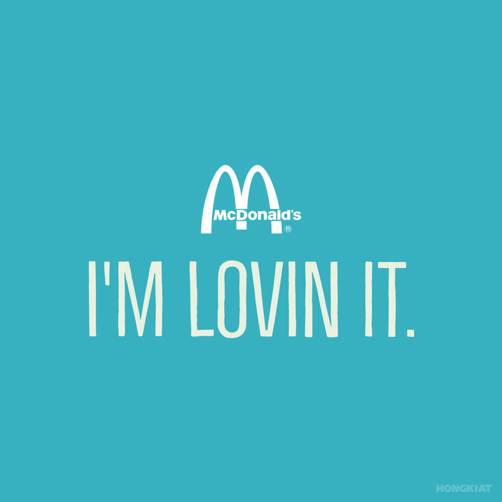 McDonalds 77 Remarkable Slogans and Guidelines On How To Create Them