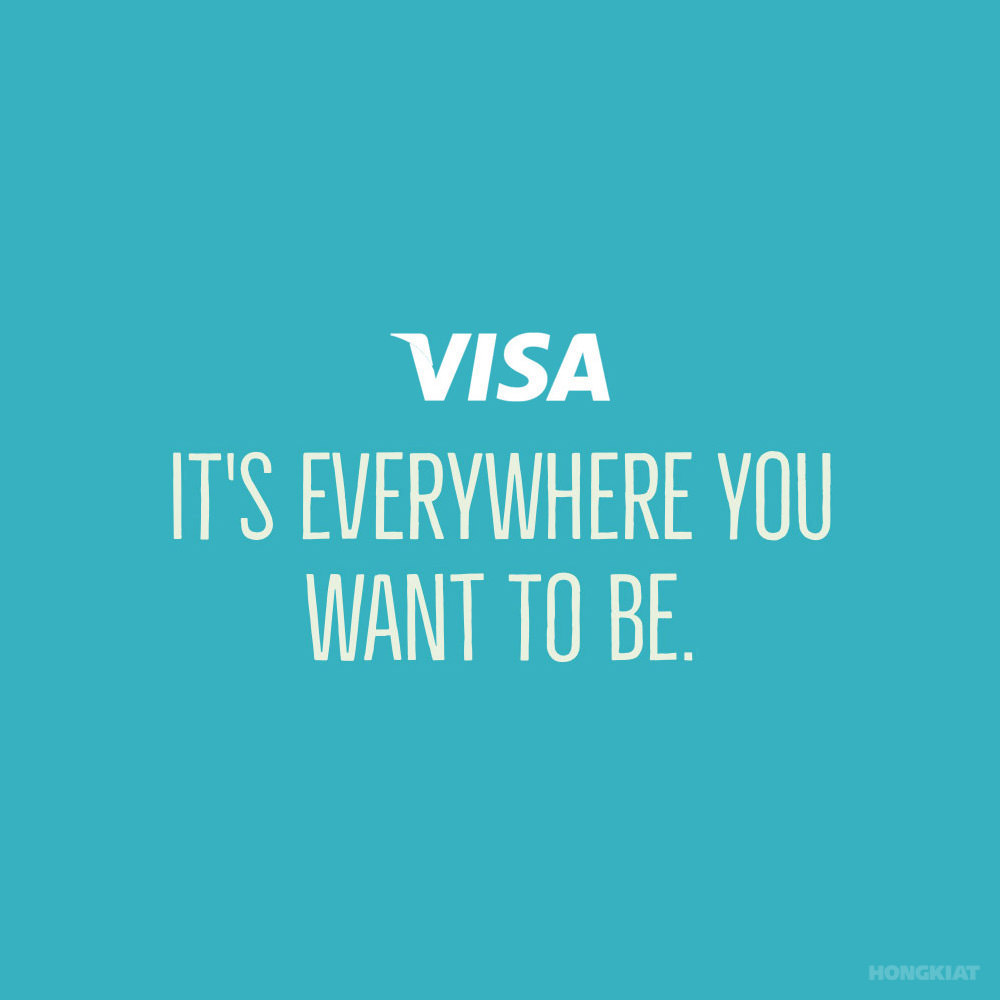 Visa 77 Remarkable Slogans and Guidelines On How To Create Them