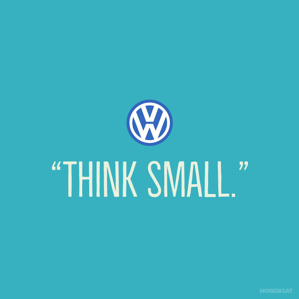 Volkswagon 77 Remarkable Slogans and Guidelines On How To Create Them
