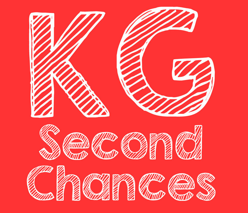 kg second chance