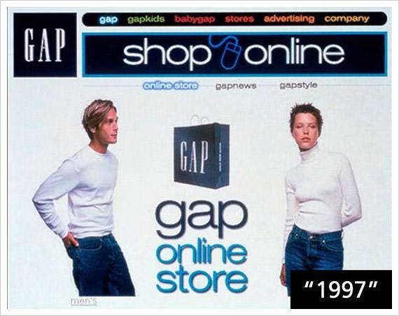 gap 1997