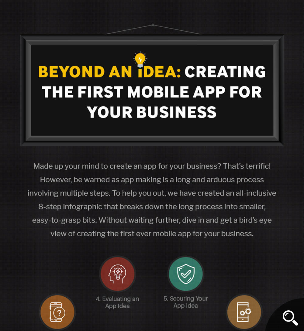 Creating First Mobile App For Your Business