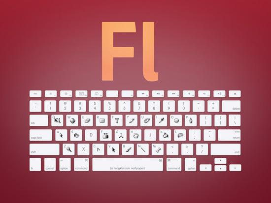 Flash Keyboard Shortcuts