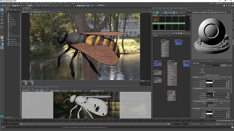 Maya by Autodesk