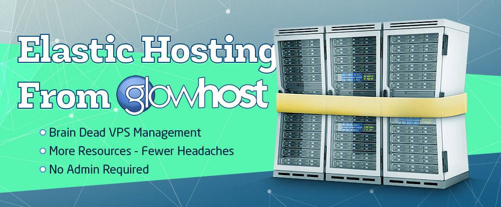 glowhost elasting hosting