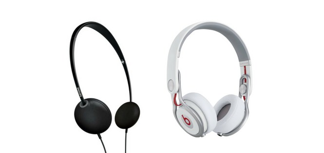 Example for headphones
