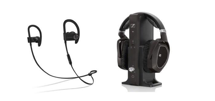 Example for wireless earphone