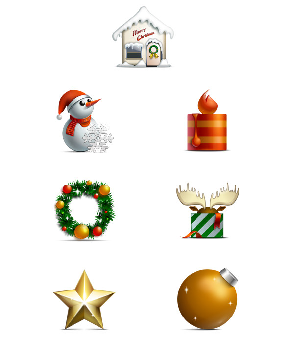 merry-christmas-icon-sets
