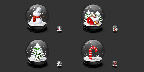 my-christmas-icon-sets