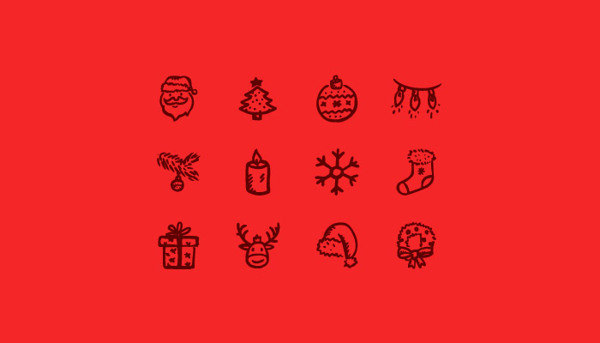 merry-christmas-icons