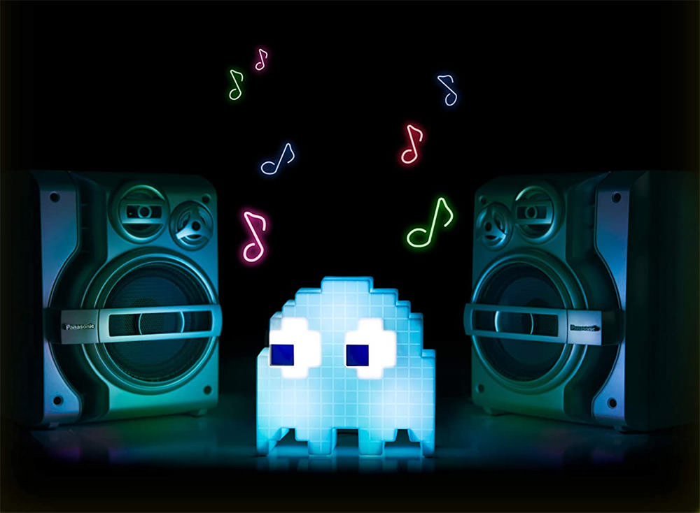 Pacman Ghost Table Lamp