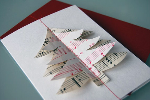 Music Sheet Tree