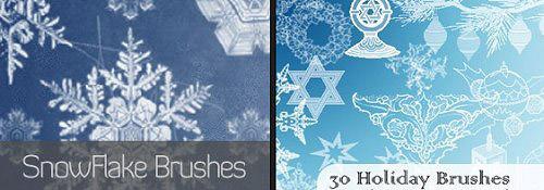 1stwebdesigner_Christmas_photoshop_brushes