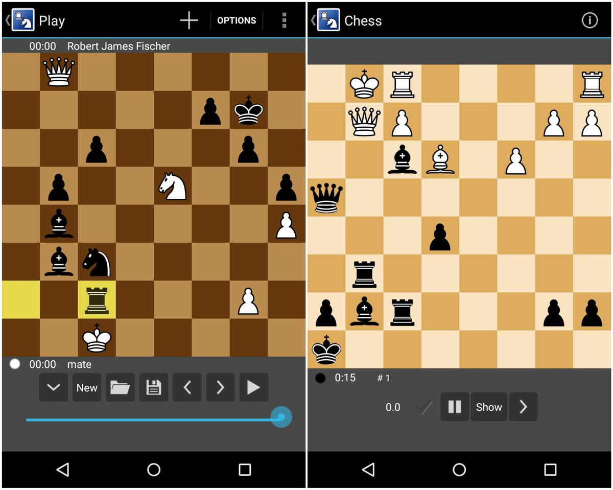 Chess is a castable multiplayer game