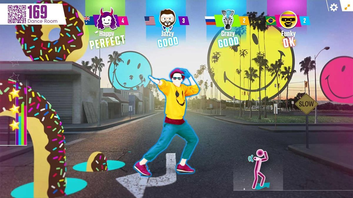 Just Dance Now is a dancing game for all