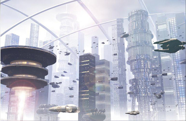Future City by Xboxpsycho