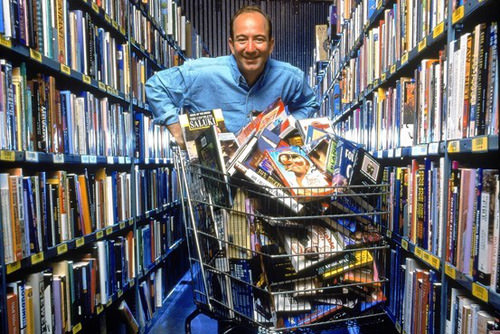 Jeff Bezos, Amazon founder, 1994