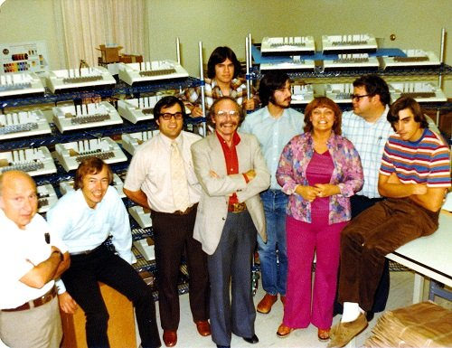 Apple II Team, Stevens Creek 1978
