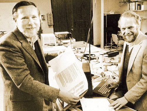 Founders of Adobe Systems, 1982