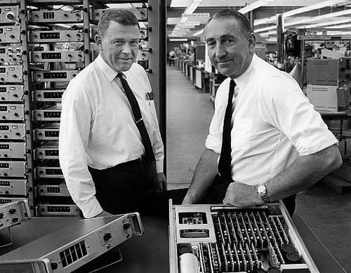 HP founders, 1963