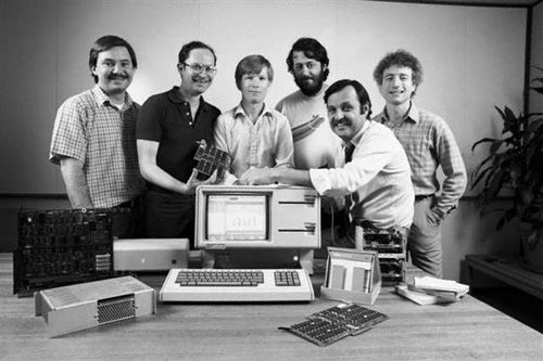Apple Lisa Team, 1983