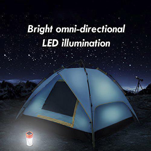 Etekcity LED Solar Camping Lantern
