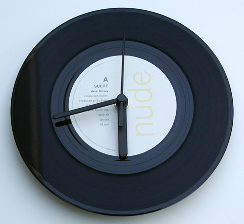 creative clock design