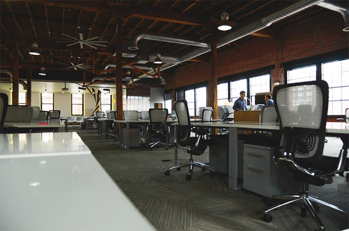 startup interior