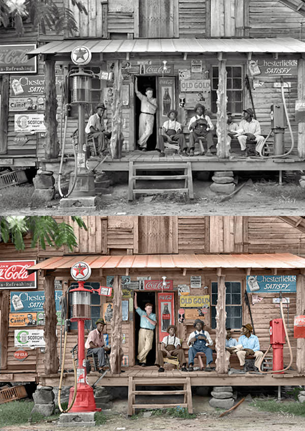 Old Gold Country Store