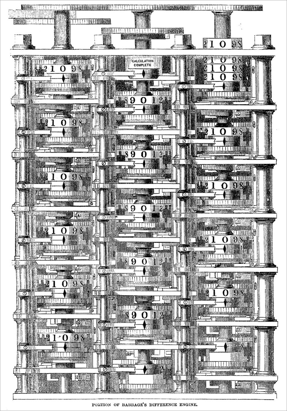 differential engine