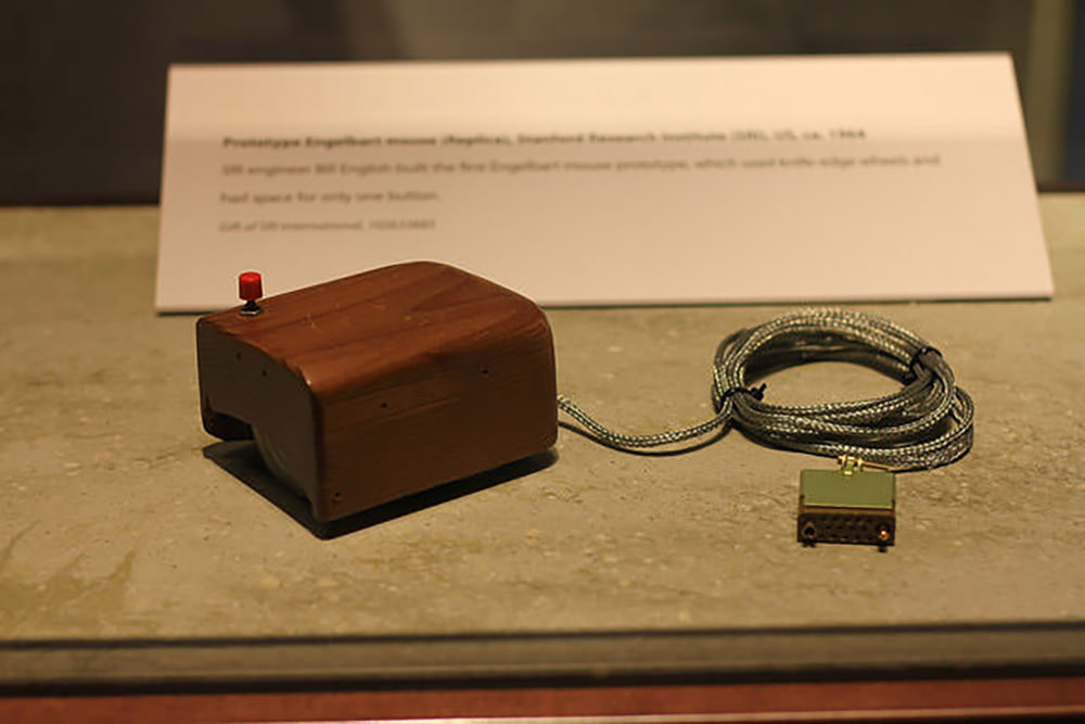 First mouse prototype