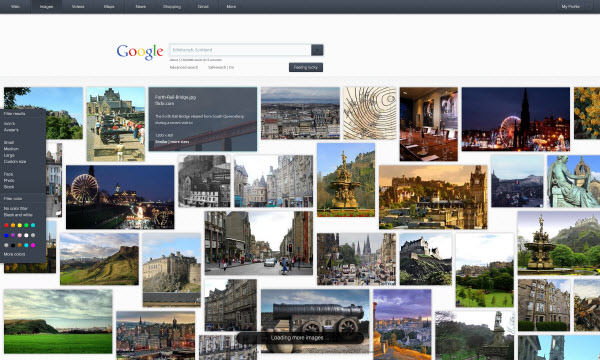 google image search result page by craig reville
