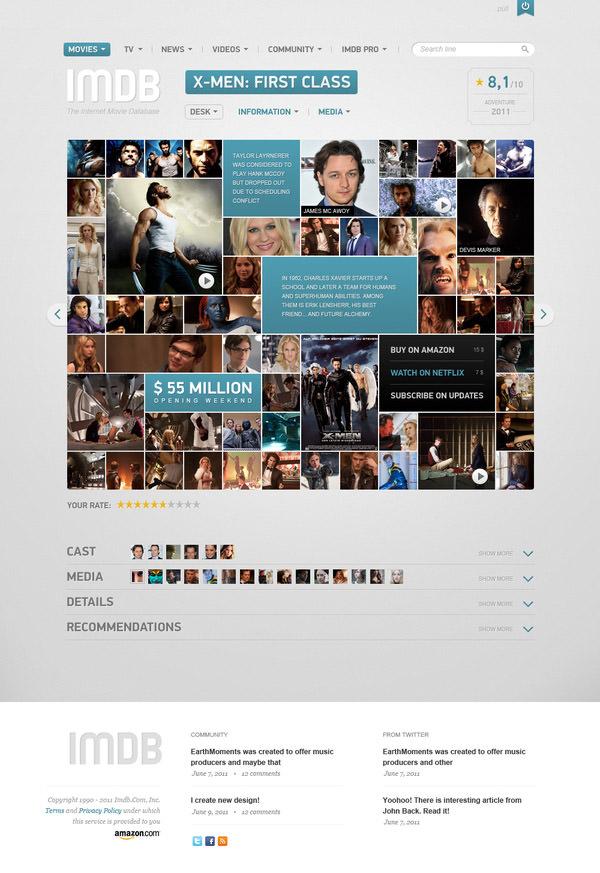 imdb film page by vladimir kudinov