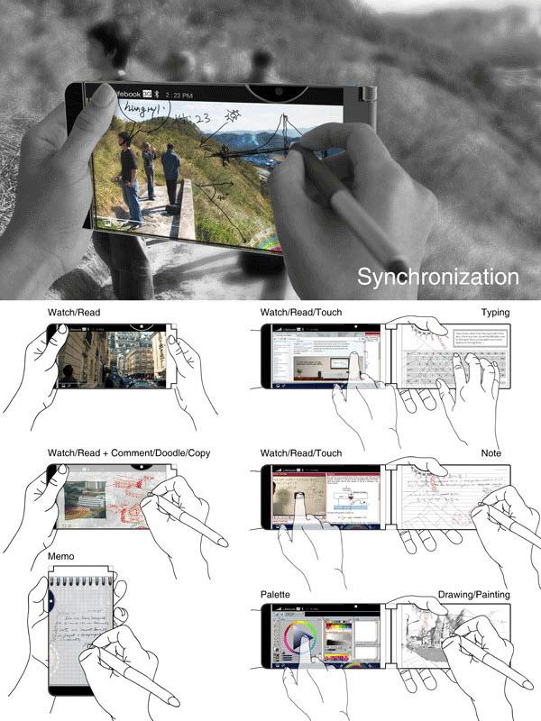 doodle book: synchronization