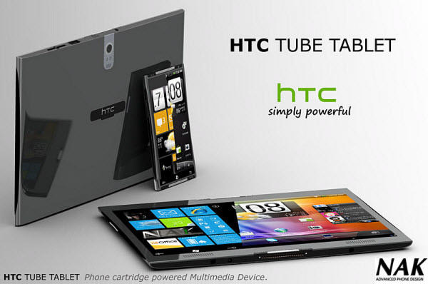 htc tube: product view