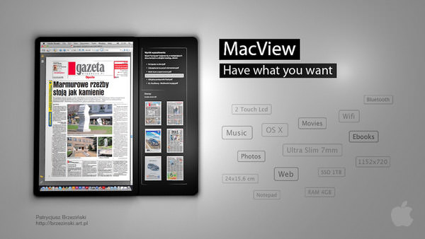 macview: pdf view with page thumbnails