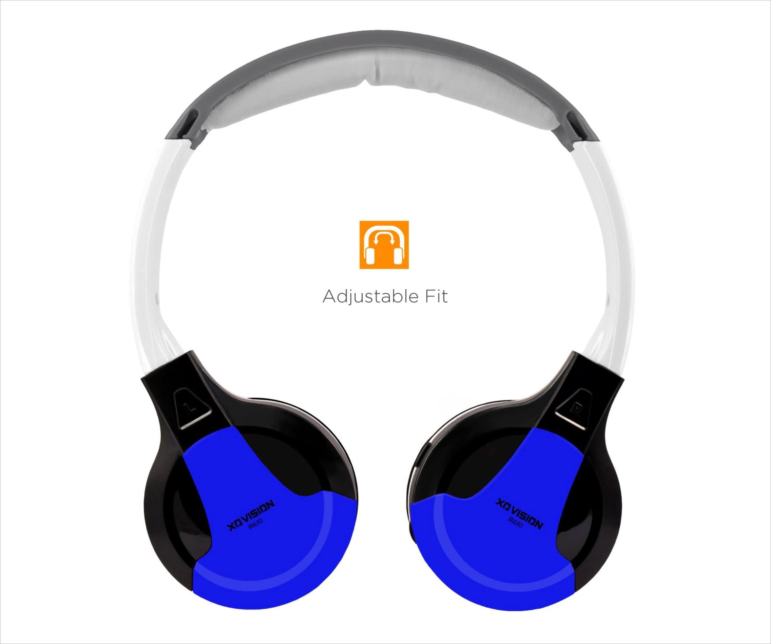 XO-Vision-Infrared-Headphone