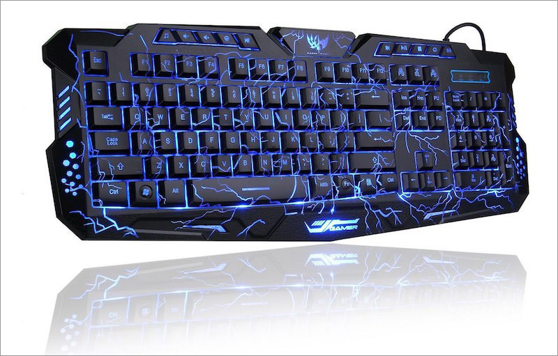 BlueFinger-mechanical-computer-keyboard