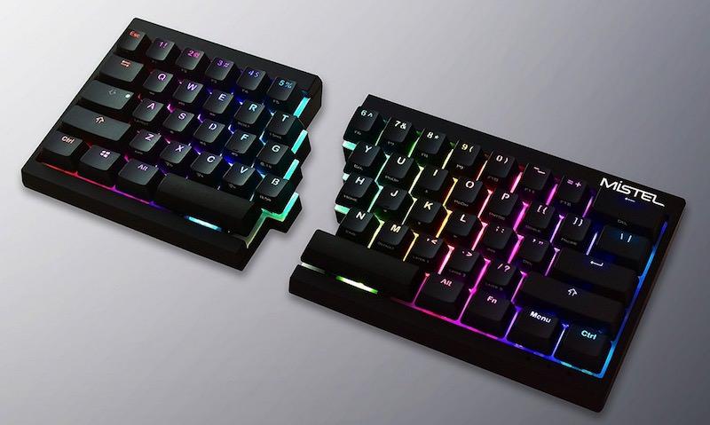 Mistel-barocco-ergonomic-split-keyboard