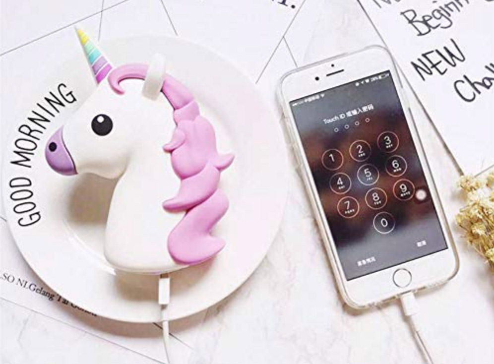 Cute-Unicorn-Cartoon-Phone-Power-Bank