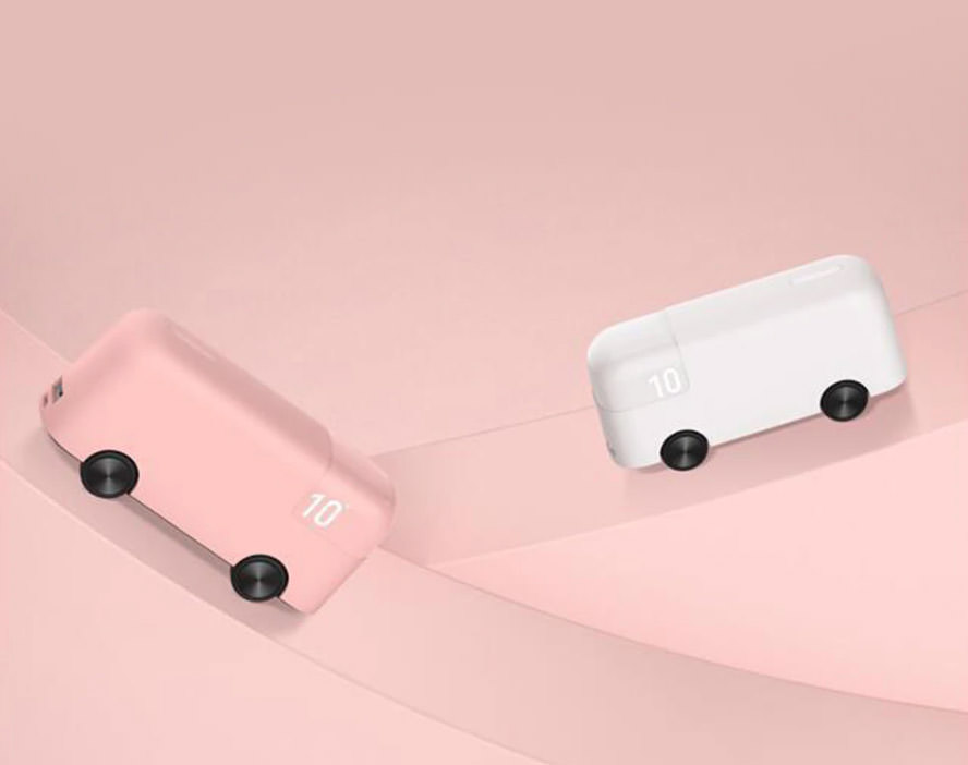 Bus-Shape-Power-Bank