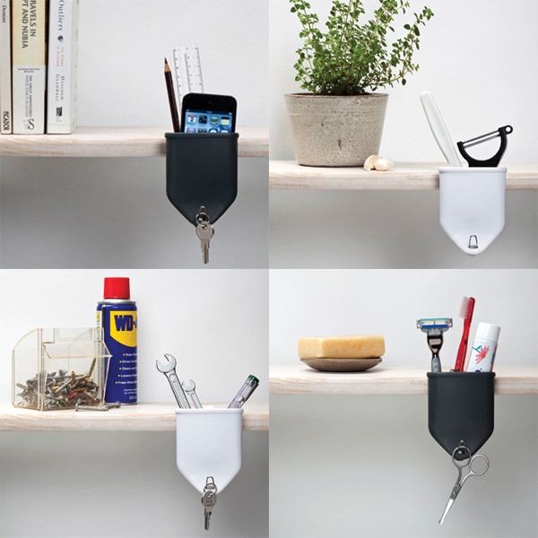 20 Crazy Cool Desk Organizers For Your Inspiration