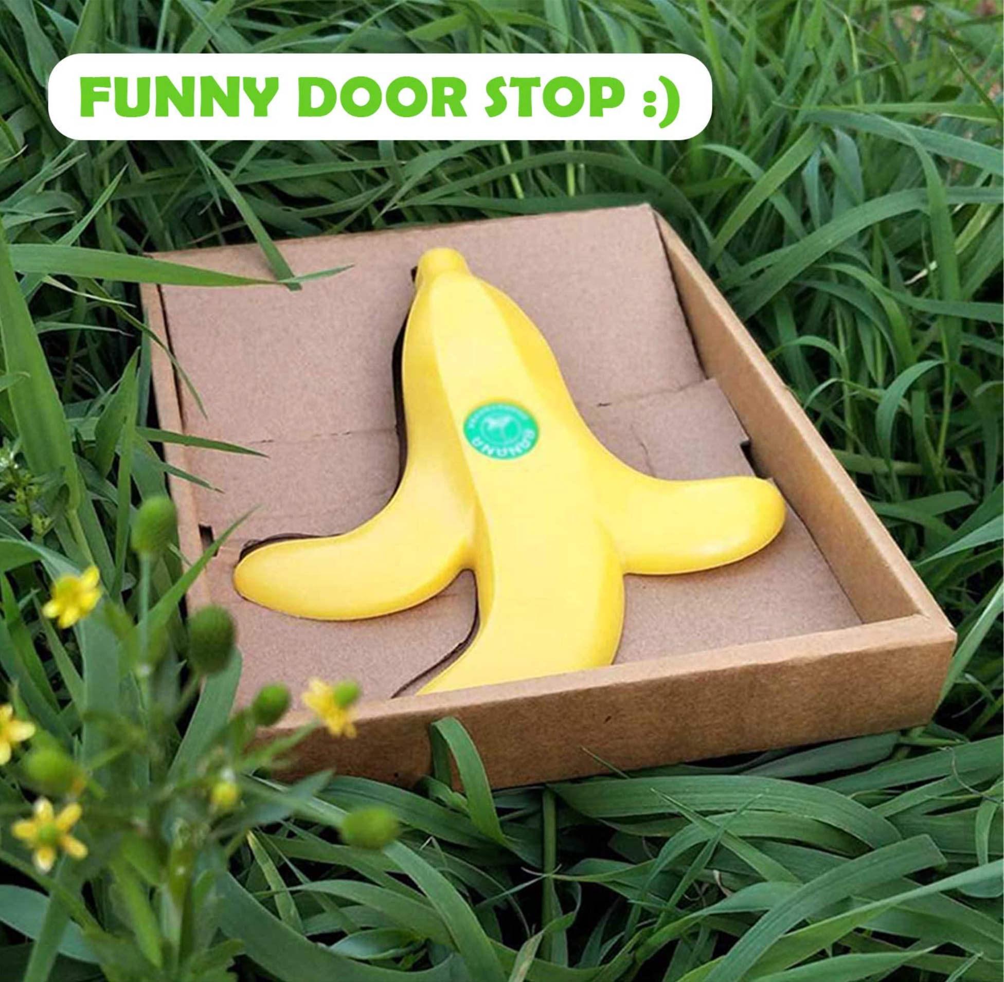 Banana Door Stop